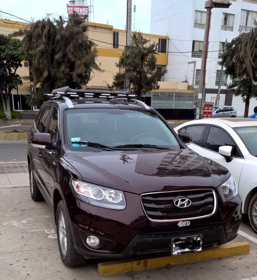 Hyundai Santa Fe 2010 Glx Version Full A/c