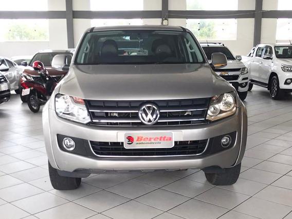 Volkswagen Amarok Highline Cab. Dupla 4x4 4p Aut