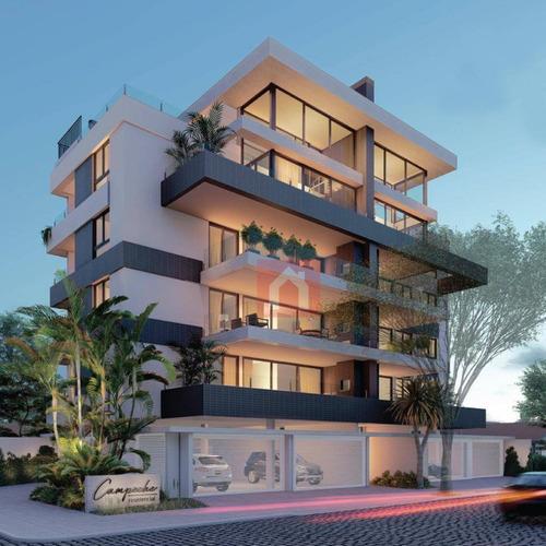 Apartamento À Venda, 111 M² Por R$ 790.135,04 - Santo Inácio - Santa Cruz Do Sul/rs - Ap1873