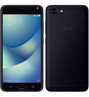 Celular Asus Zenfone 4 Max 32gb Dual Zc554kl Excelente Preto