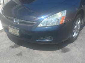 Honda Accord 2.4 Ex-s Sedan L4 Piel Abs Cd Mt 2007