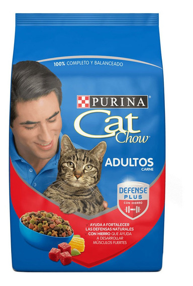 Cat Chow Adulto Carne 3 Kg