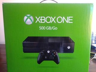 Xbox One 500 Gb + Juegos