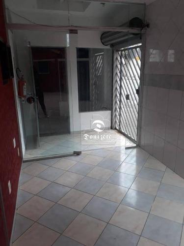 Sobrado Com 4 Dormitórios Para Alugar, 250 M² Por R$ 7.000,00/mês - Jardim - Santo André/sp - So3311