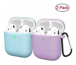 Doboli Compatible AirPods Case Cover Silicone