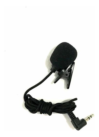 Microfone De Lapela C/ Fio