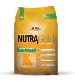 Nutra Gold Puppy Microbites 7,5 Kg. Envío Gratis Santiago