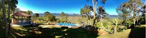Rancho Com 3 Dormitórios À Venda Por R$ 7.000.000 - Rancho Tucsons - Santana De Parnaíba/sp - Ra0001