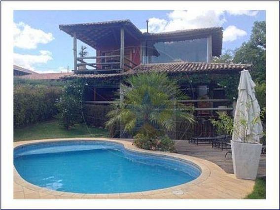 Casa Residencial À Venda, Ponte Alta, Atibaia - Ca0332. - Ca0332