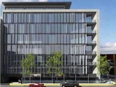 Edificio Nuevo, Obra Gris, Piso 1 Al 6 Con 600 M2 Quevedo2