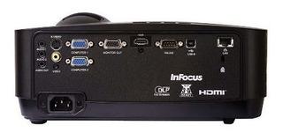 Proyector Infocus In128hdx Dlp 1080 4000 Lum Hdmi