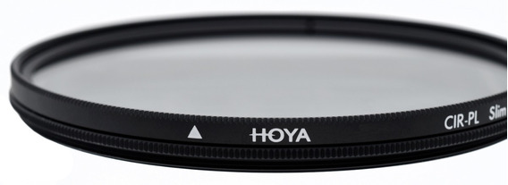 Filtro Polarizador Circular Hoya 55mm Garantia Novo