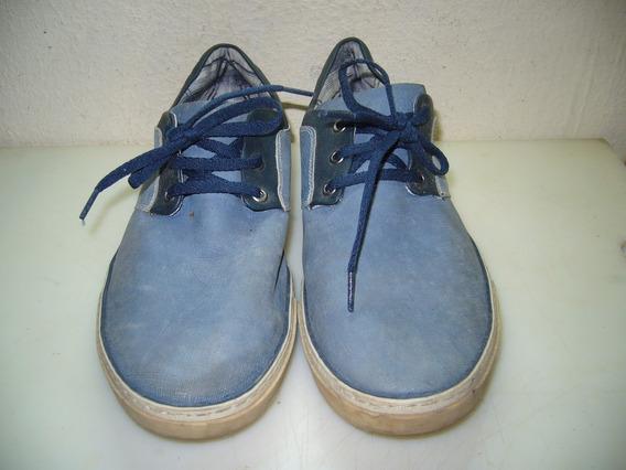 Tênis Azul N 40 - Gns