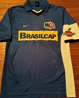 Camisa Cfz Rio De Janeiro De Jogo Autografada Zico