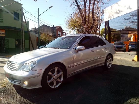 Mercedes Benz C 200 1.8 184 Cv Sport Edition 2007