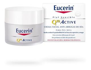 Eucerin Q10 Active Crema De Dia Anti Arrugas 50ml