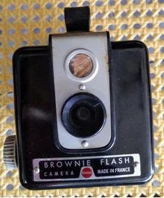 Câmera Fotográfica Brownie Kodak