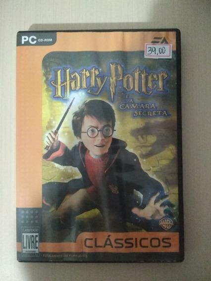 Jogo Pc Harry Potter E A Câmara Secreta