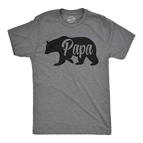 Camisetas Hombre Bear Papa Divertidas Para Los Papas De yv6bf7YgI