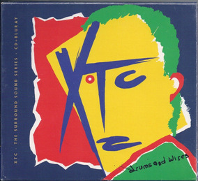 Xtc - Drums And Wires ( Cd + Blu-ray, 1979 / 2014 )