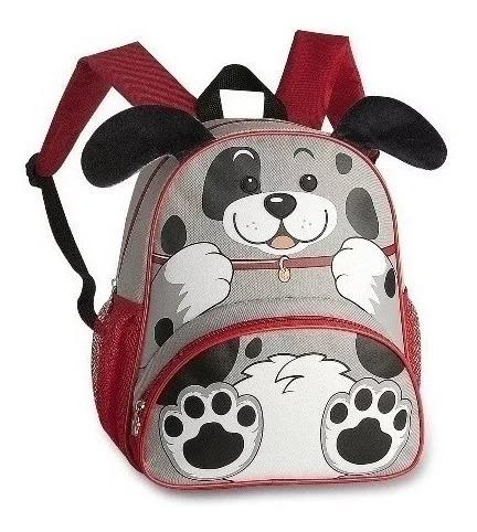 Mochila Infantil Animais Zoo Clio Pets Original Envio Ja