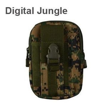 Bolso De Cintura Militartáctica Celular!!.