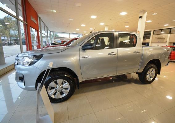 Toyota Hilux 4x4 D/c Sr 2.8 Tdi 6 M/t 0 Km