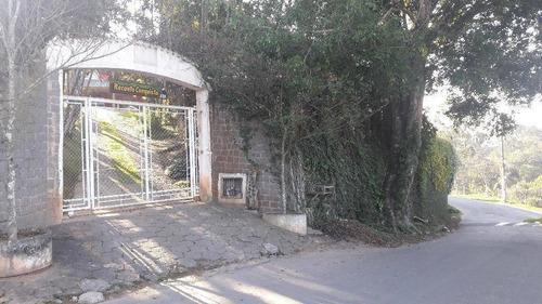 Chácara Residencial À Venda, Jardim Arujá, Arujá - Ch0053. - Ch0055