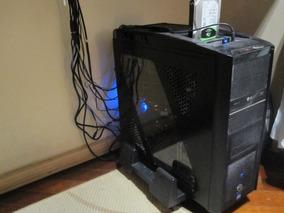 Computador Pc 2x Ati 5770 5xhd-1tb Raid10 8gb Amd X4 3.2gh