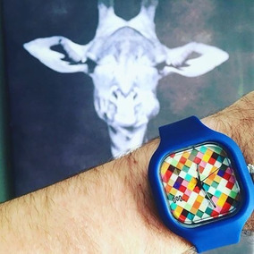 Relógio Silicone Moov Watches P