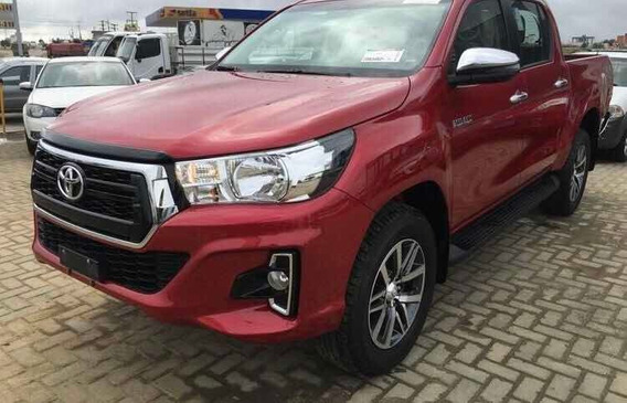Toyota Hilux 2.8 Tdi Srv Cab. Dupla 4x4 Aut. 4p 2020