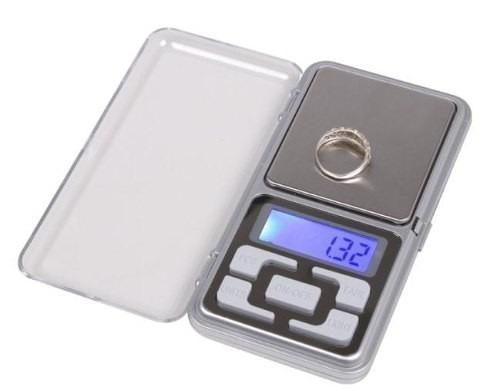Mini Balança Digital 0,1g Mh-500 Alta Precisão Unli@