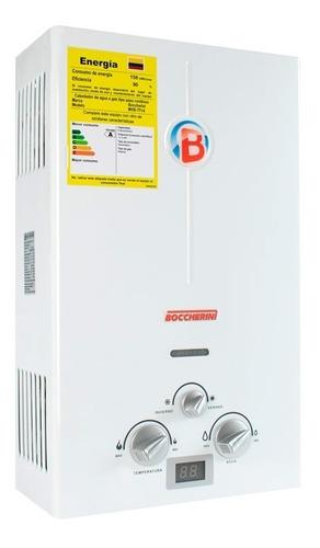 Imagen 1 de 1 de Calentador Paso A Gas 6 Lts Boccherini