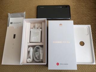 Nuevo Huawei P20 Pro 128 Gb Desbloqueado - Negro Con Caja