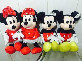 Kit Minie 2 Minie E 2 Mickey Pelucia