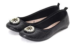 Balerinas Mujer Zapatos-charol Moleca