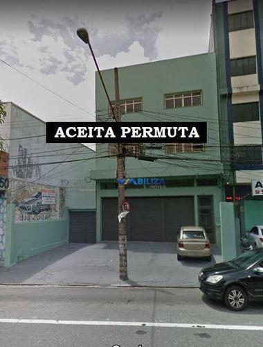 Prédio À Venda, 617 M² Por R$ 1.900.000,00 - Macedo - Guarulhos/sp - Pr0015