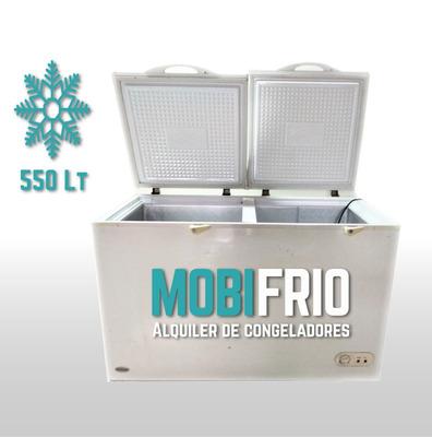 Alquiler De Congeladores Y Refrigeradores