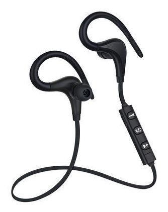 Preto 4.1 Bluetooth Headset Niujiao Bluetooth Fone De Ouvido