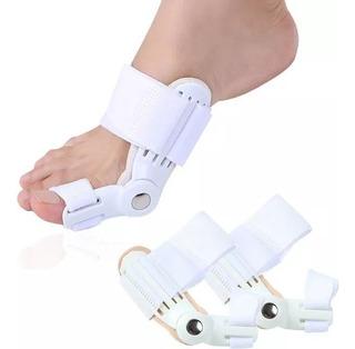 1 Par Corretor Protetor Ortopédico Articulado Para Joanete