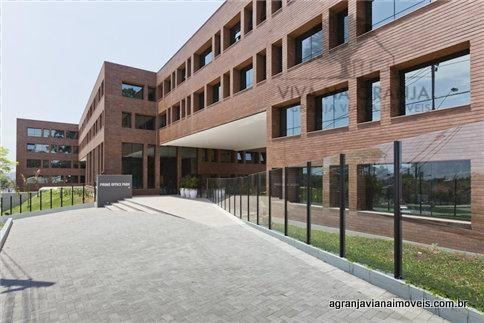 Sala Para Alugar, 82 M² Por R$ 3.059,97/mês - Granja Viana - Cotia/sp - Sa0118