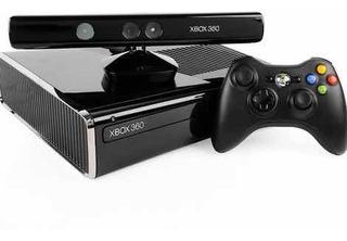 Xbox 360 Slim + 2 Joystick + Hdd 500gb + Kinect + Juegos