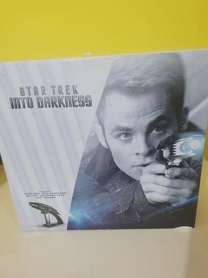 Blu-ray Gift Set Star Trek Alem Da Escuridão 3d + 2d Duplo