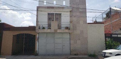 Casa En Venta Remodelada En Aguascalientes, Ojo Caliente Ii