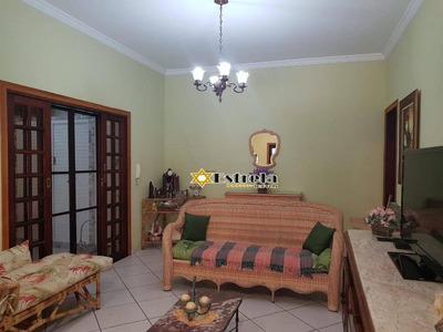 Casa 3 Suítes No Canto Do Forte, 500 Metros, Por R$ 850.000 - Canto Do Forte - Praia Grande/sp - Ca1600