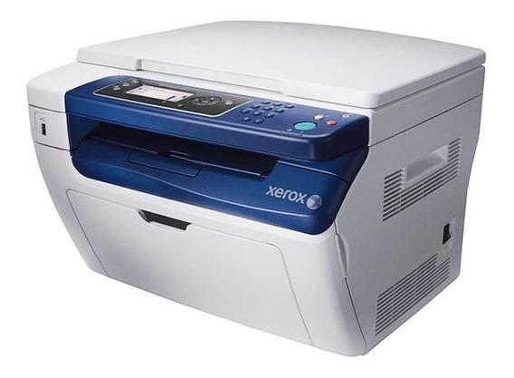 Impressora Multifuncional Monocromática Xerox 3045 Usada