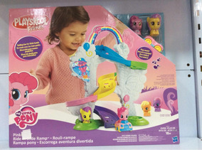 My Little Pony Playskool Friends Escorrega Aventura Divertid
