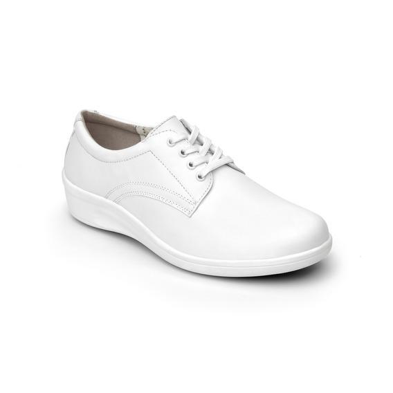 Zapato Comodo Flexi Dama 32603 Blanco