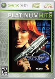 Jogo Perfect Dark Zero Xbox360 Ntsc Midia Fisica Original