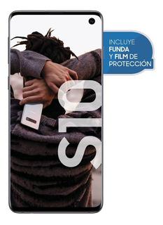 Celular Libre Samsung S10 Negro